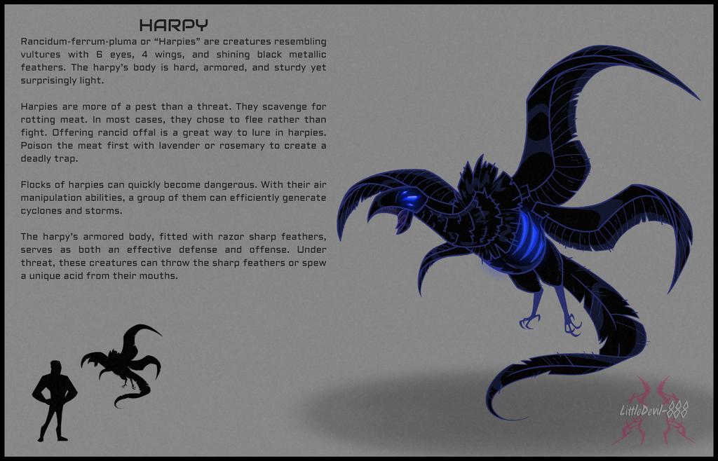 WOP Harpy