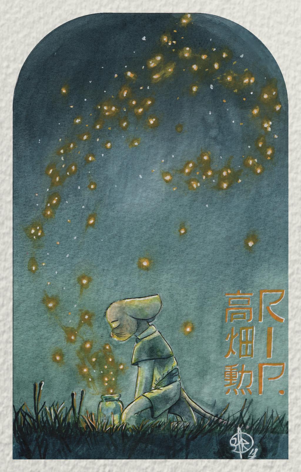 Lischeen's Tribute to Isao Takahata