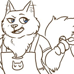 Dolly the Barista