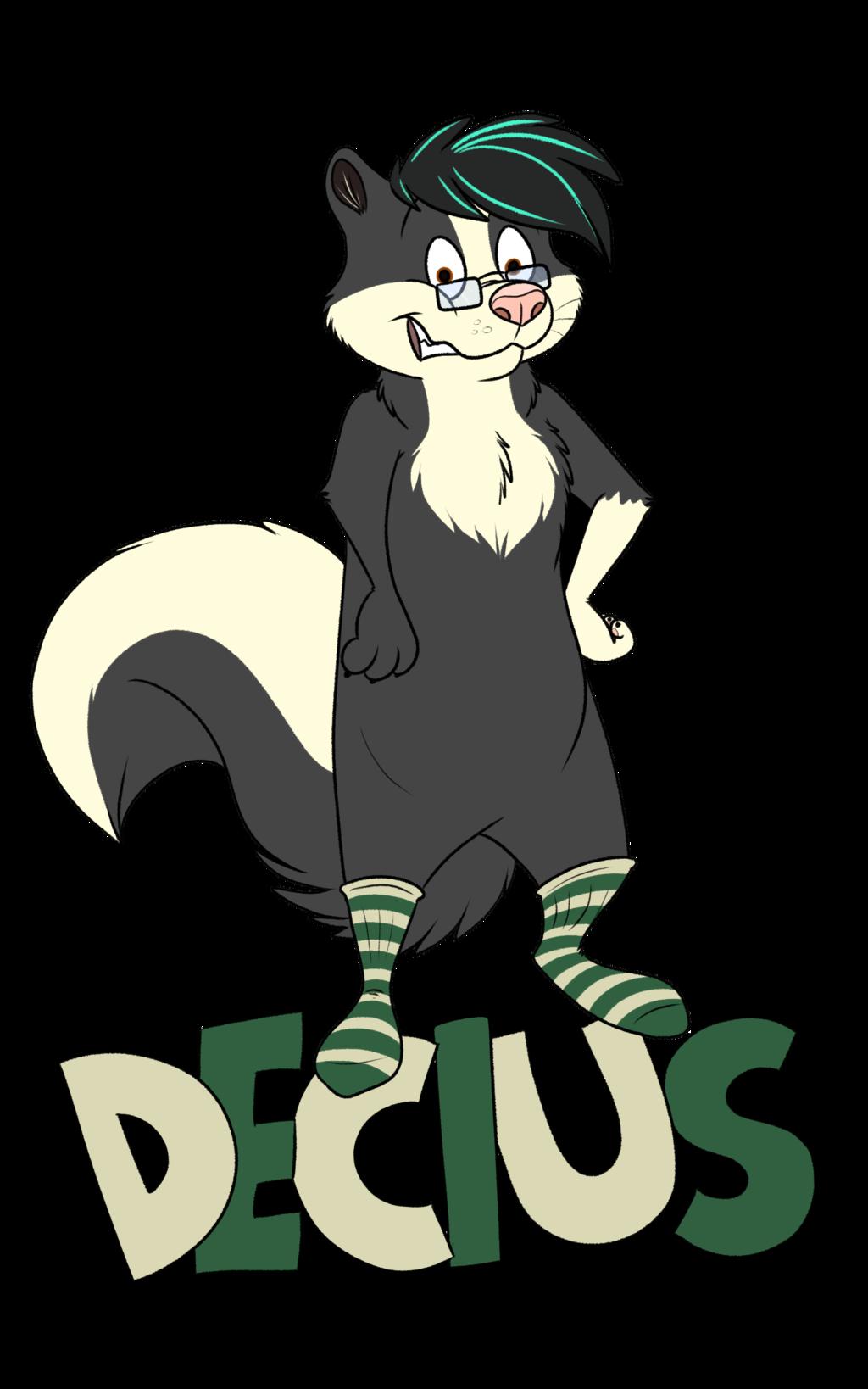 Decius badge