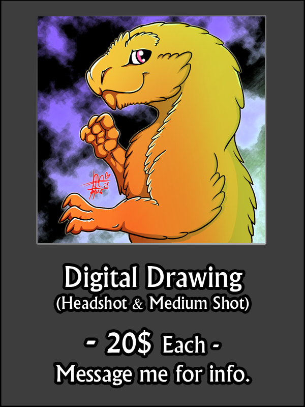 March 2016 Commission Ad
