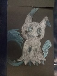 Sketch - Mimikyu
