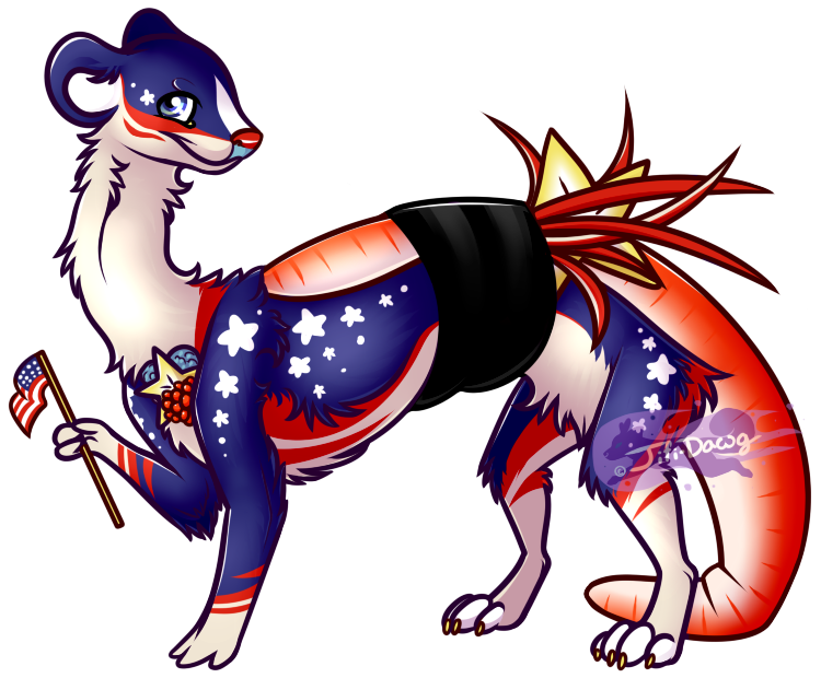 4th of July Shishoodle Auction - CLOSED