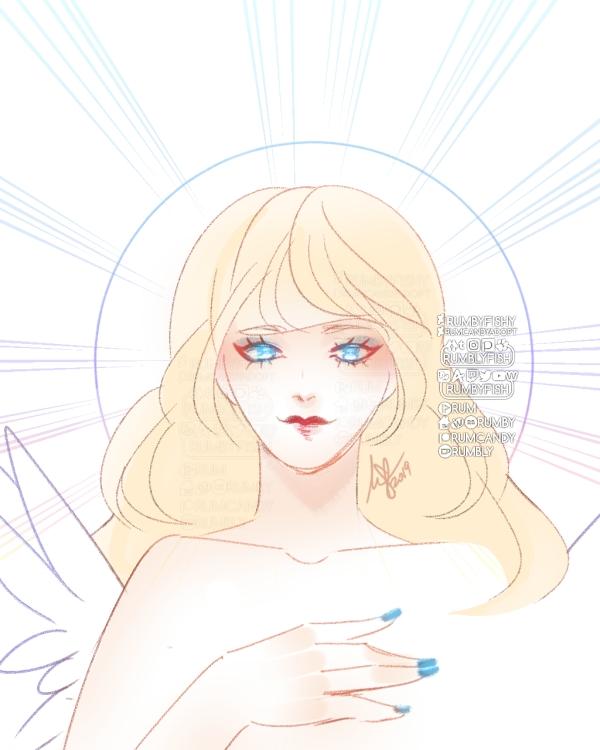 Guardian Angel Eva
