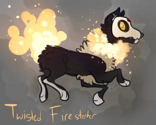 Adopt Art: Twisted Firestarter