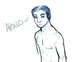 Apollo. Yes, Apollo.