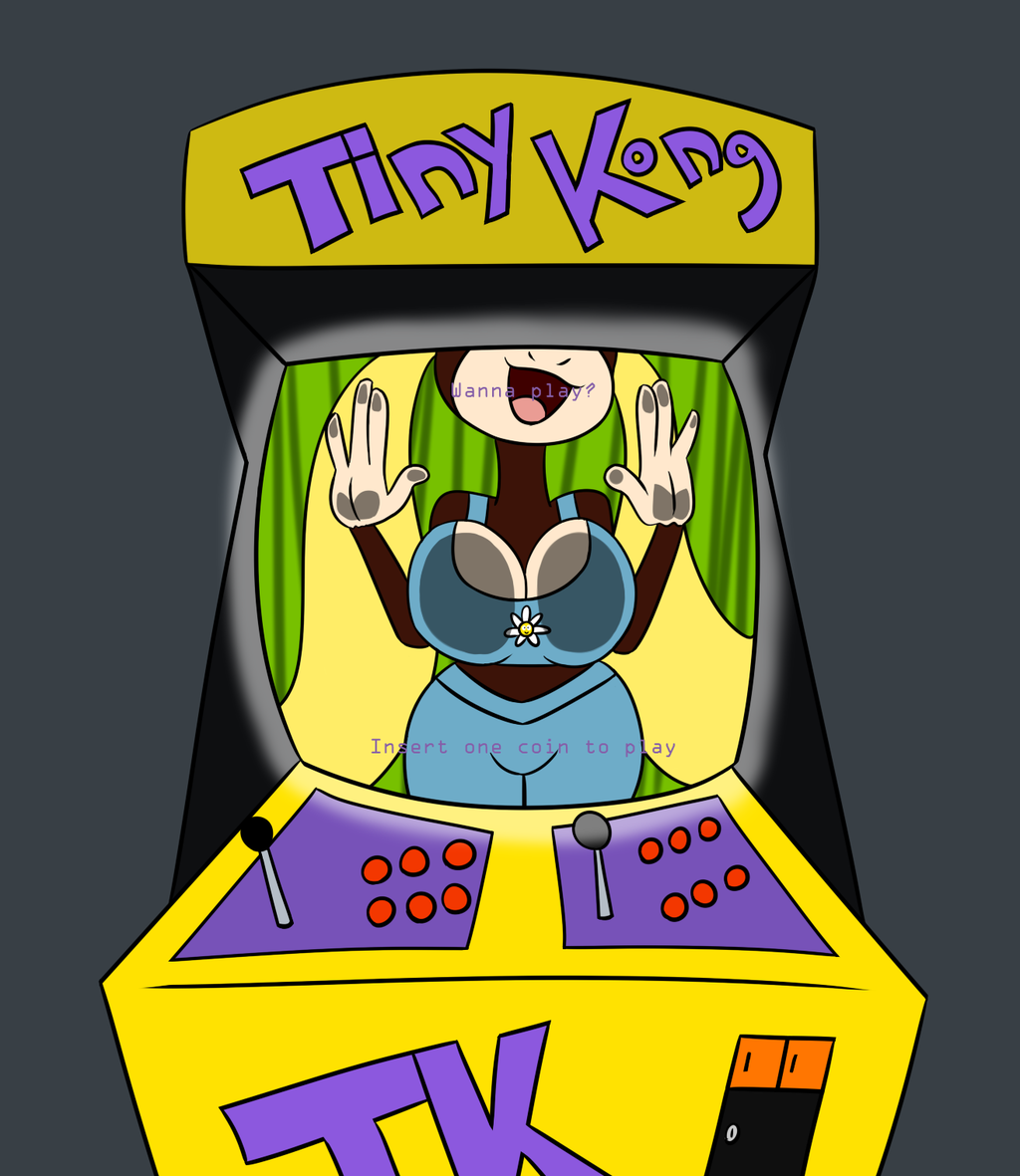 TK Arcade Booby Squish