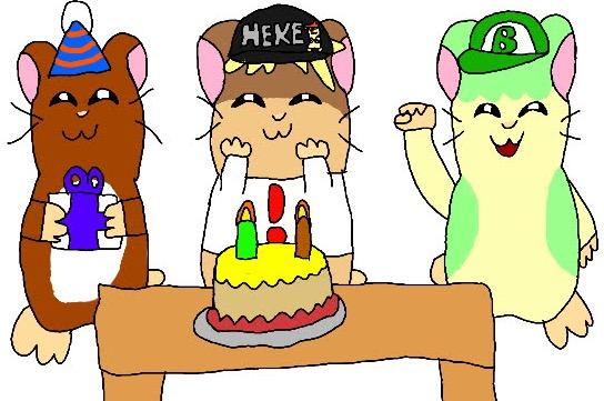 Happy Birthday JBHamHam!