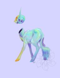 Unicorns are magical