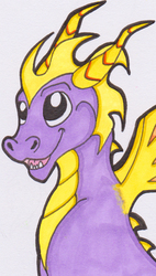 Spyro The Dragon!