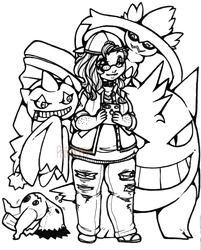 Pokemon Ghost -- Redo
