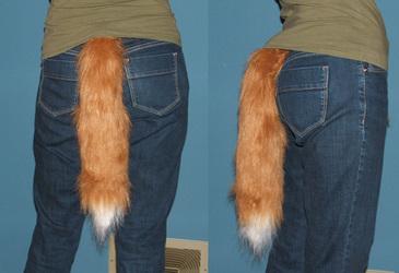 Small Fox Tail