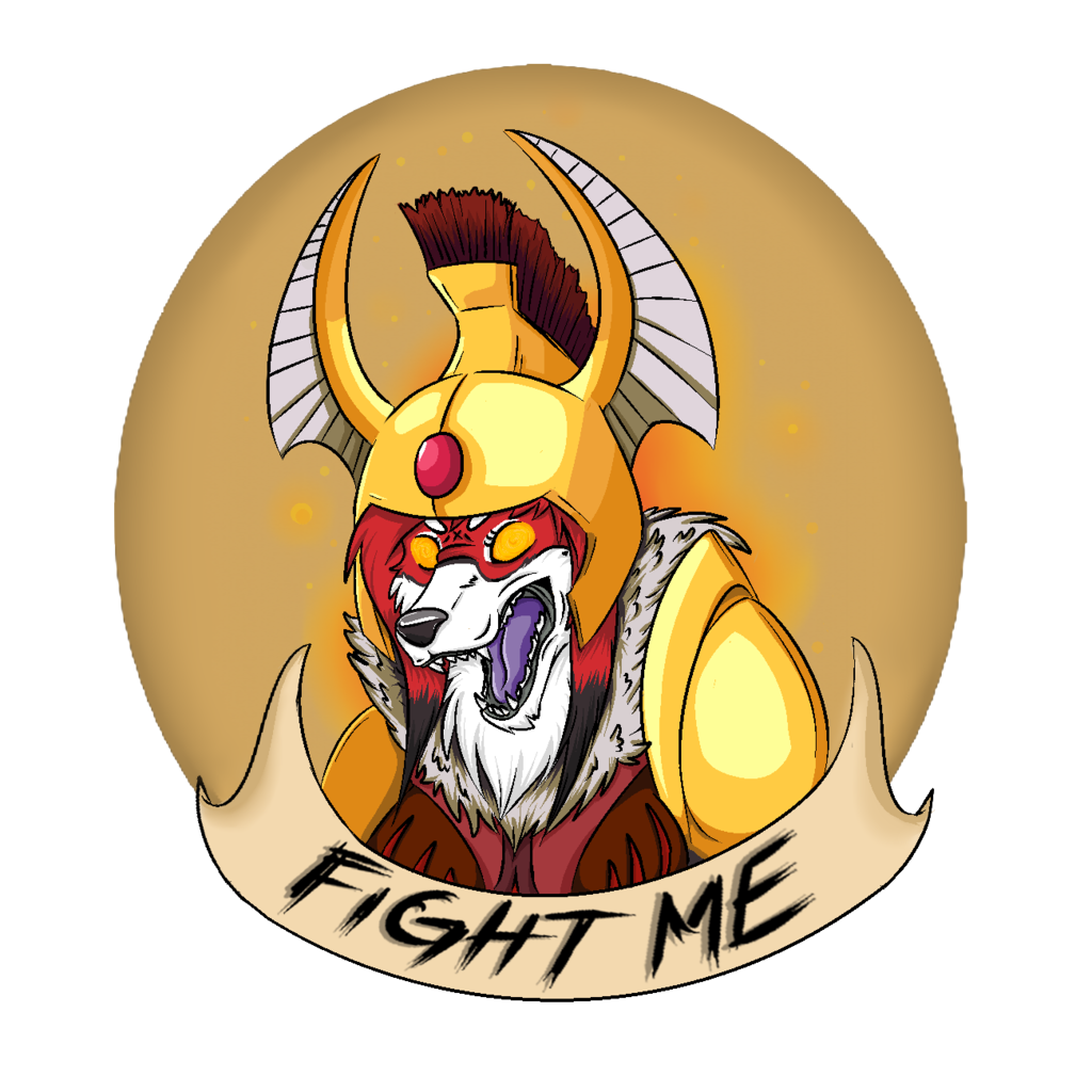Featured image: I WILL SCATTER YOUR REMAINS [Conbadge]