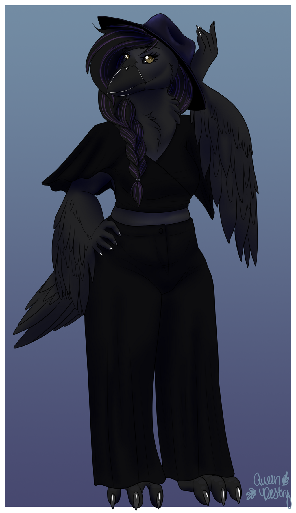 Witchy Crow