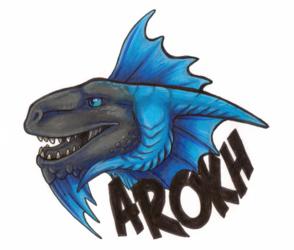 Arokh- Headshot Badge