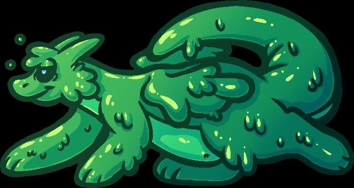 feral slime