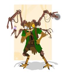 The Nefarious Professor Tibius