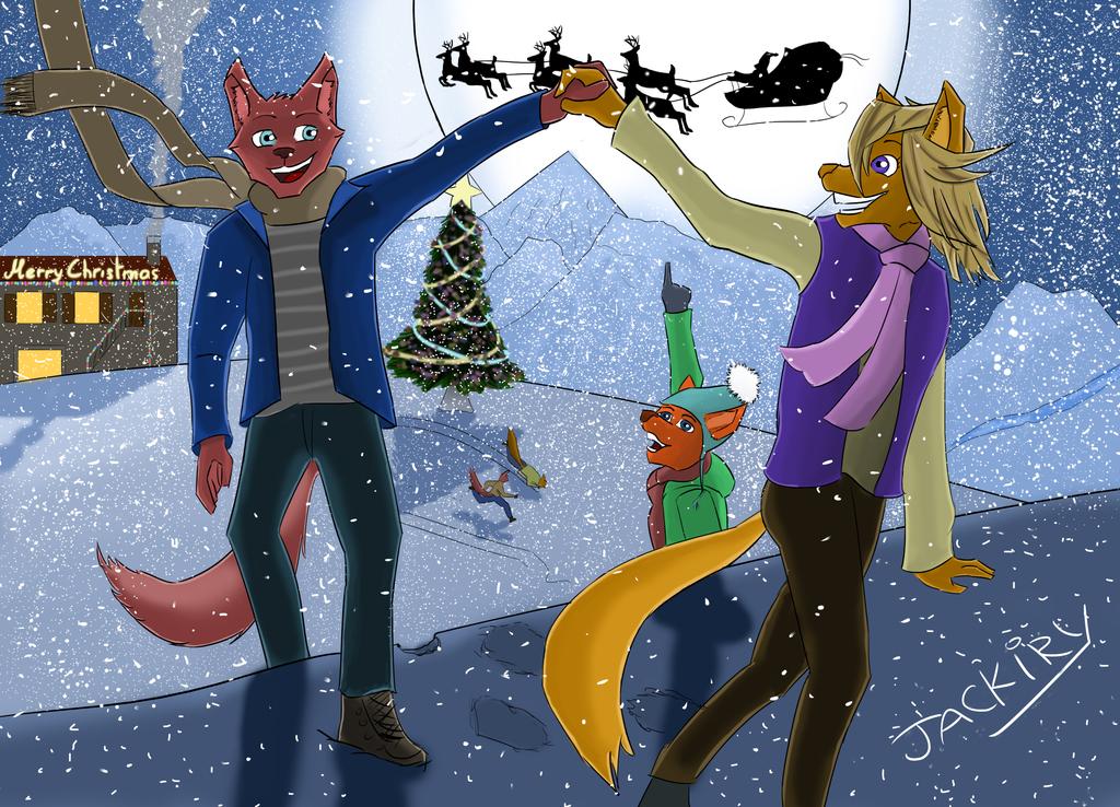 Christmas Eve. #1