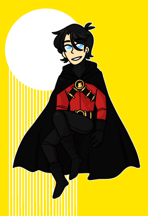 Most recent image: red robin