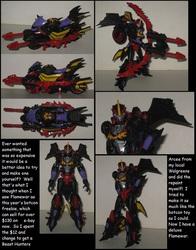 Wakeangel2K1 custom: Flamewar