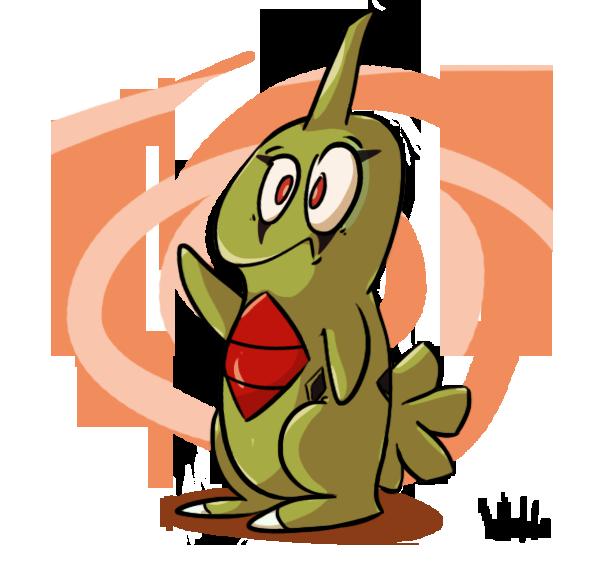 Day 6 - Favorite rock type Pokémon