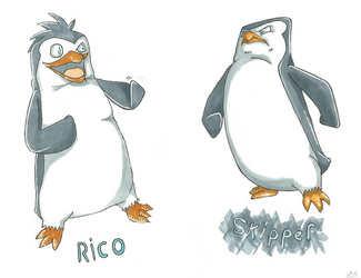 POM~ Skipper and Rico
