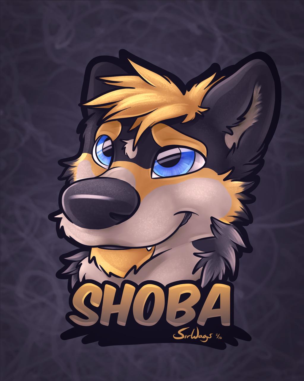 Badge - Shoba