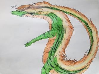 New OC - Eastern Dragon!