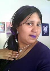 Dark Purple Me