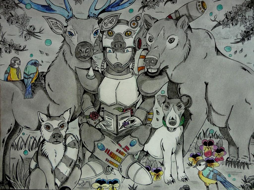 Baudelaire et les animaux ...
