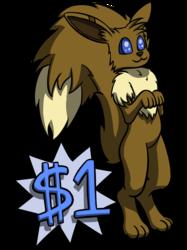 $1 Eevee