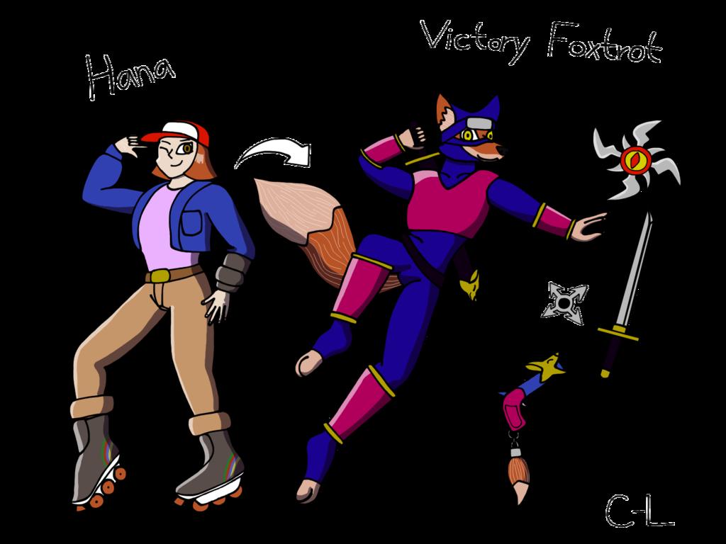 Victory Foxtrot