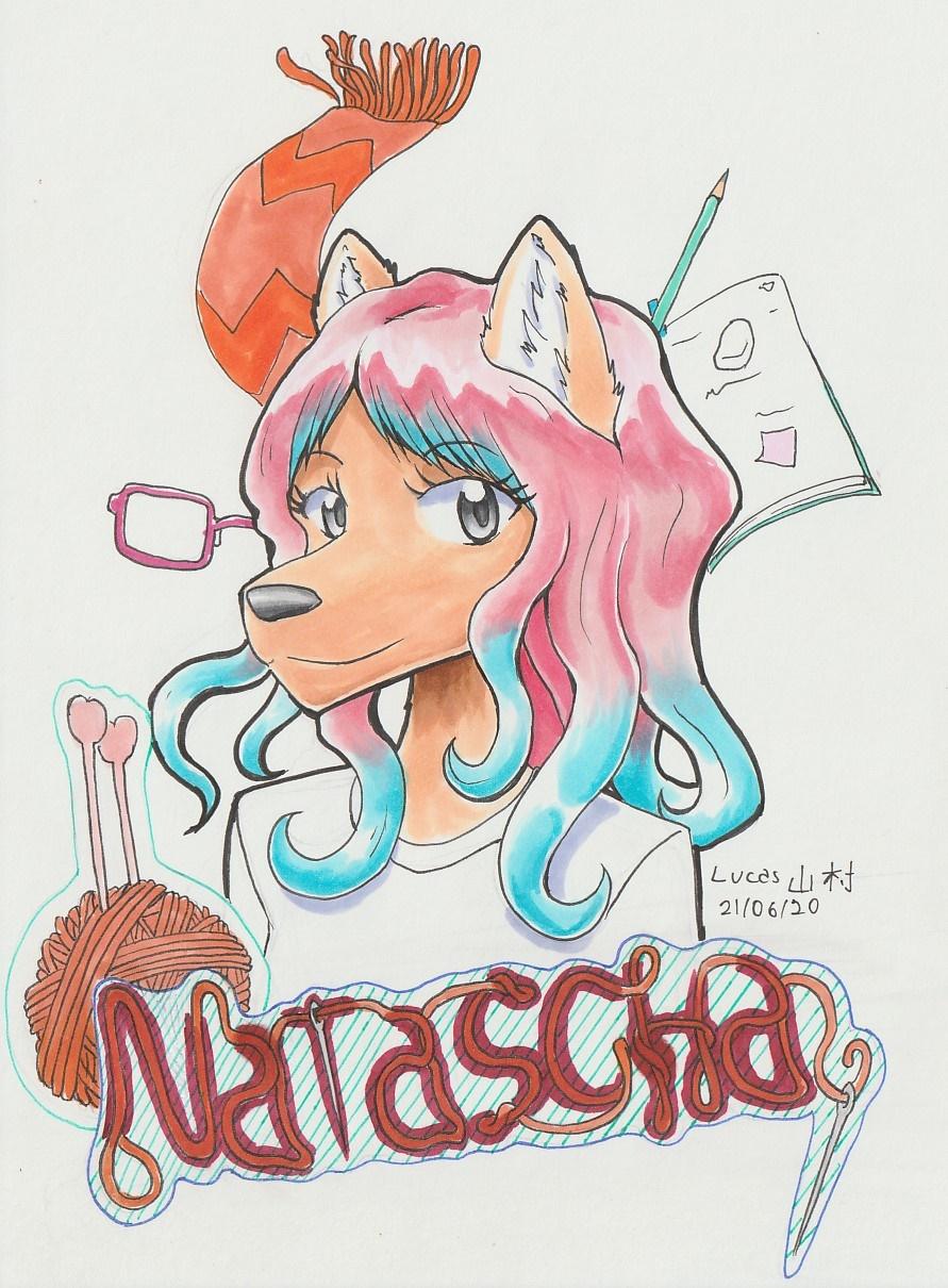 Natascha Badge