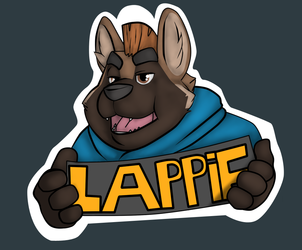 Badge for lappie