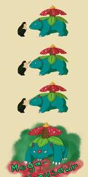 Venusaur evolves into...