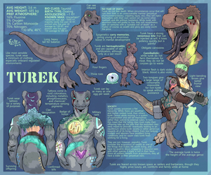 Turek Species Sheet