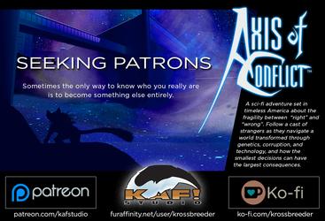 AoC – Seeking Patrons