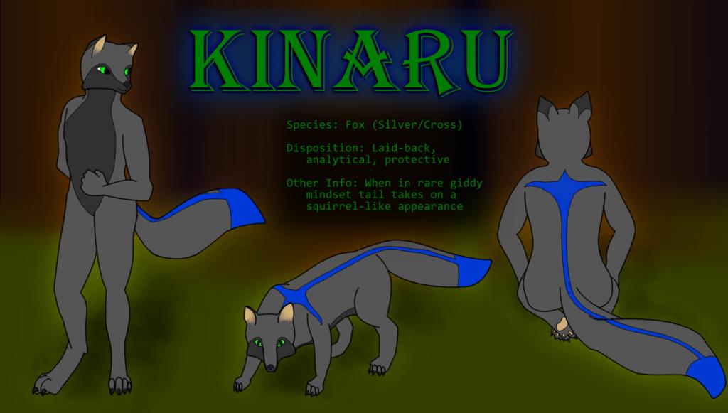 Kinaru 2014 reference sheet