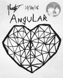 "Inktober 2018 - Day 16 ""Angular"""