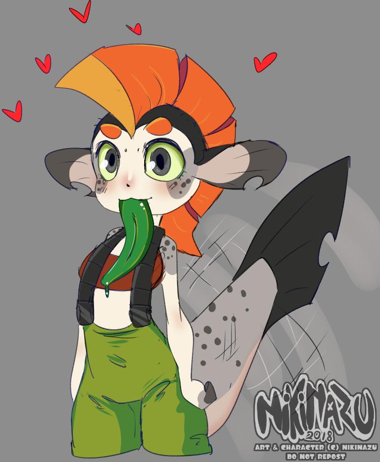 fish tongue
