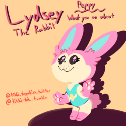 Lydsey the Rabbit