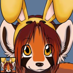 Mask Icon - Bunny Hood