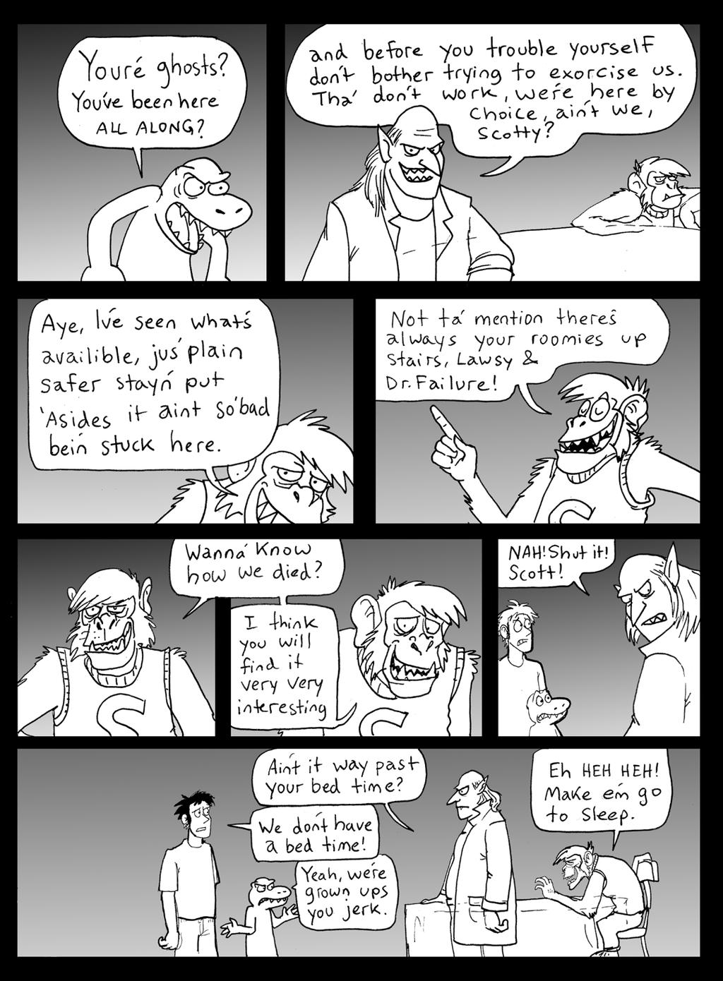 Caesar's Ghosts IV
