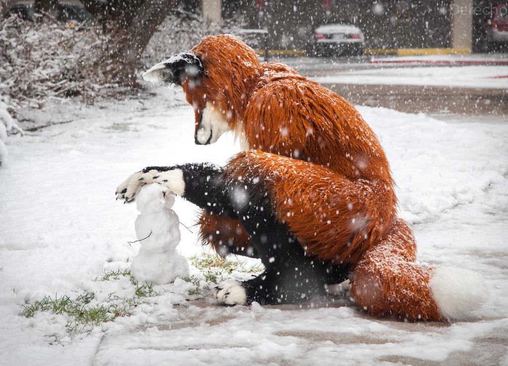 Saerak & The Snowman