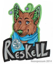BADGE: Reskell