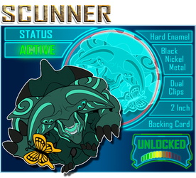 Scunner Unlocked!