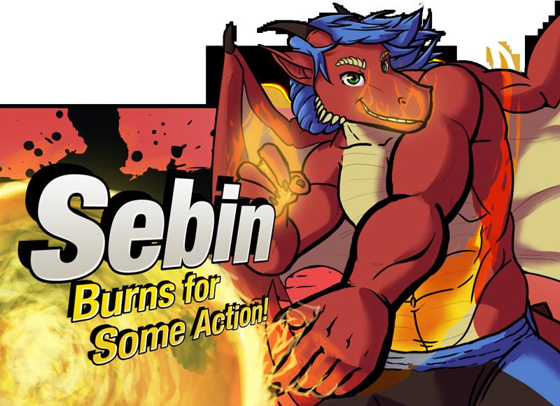 Featured image: Sebin Enters The Battle!