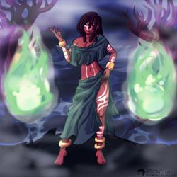 The Eternal Witch: Amari