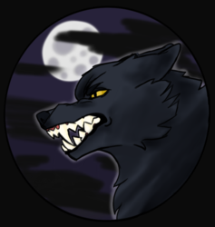 Dark Badge 1
