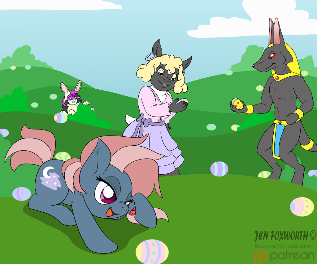 Most recent image: Egg Hunt